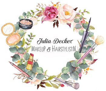 Julia Decker | Make-Up Artist aus Münster Logo